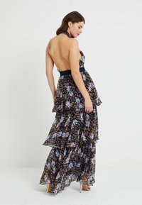 U Collection by Forever Unique - Robe longue - navy - 3