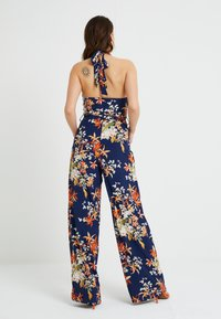 U Collection by Forever Unique - Overall / Jumpsuit /Buksedragter - dark blue - 2