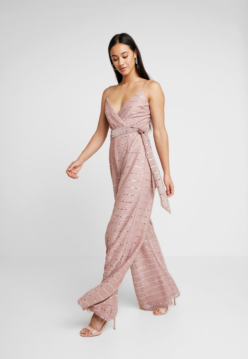 U Collection by Forever Unique - Jumpsuit - pink