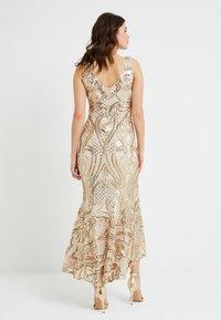U Collection - Vestido de fiesta - gold - 3