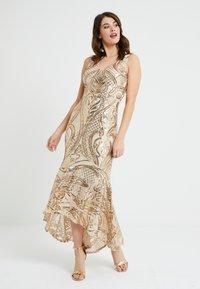 U Collection - Vestido de fiesta - gold - 0