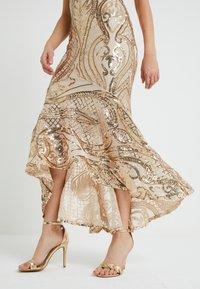 U Collection - Vestido de fiesta - gold - 6