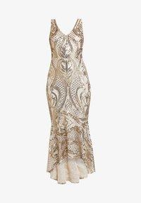 U Collection - Vestido de fiesta - gold - 5