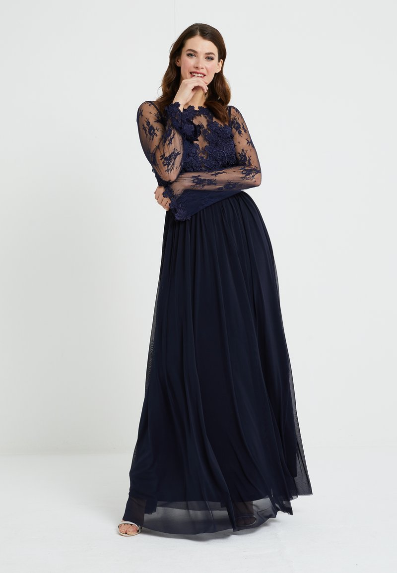 U Collection - Robe de cocktail - navy