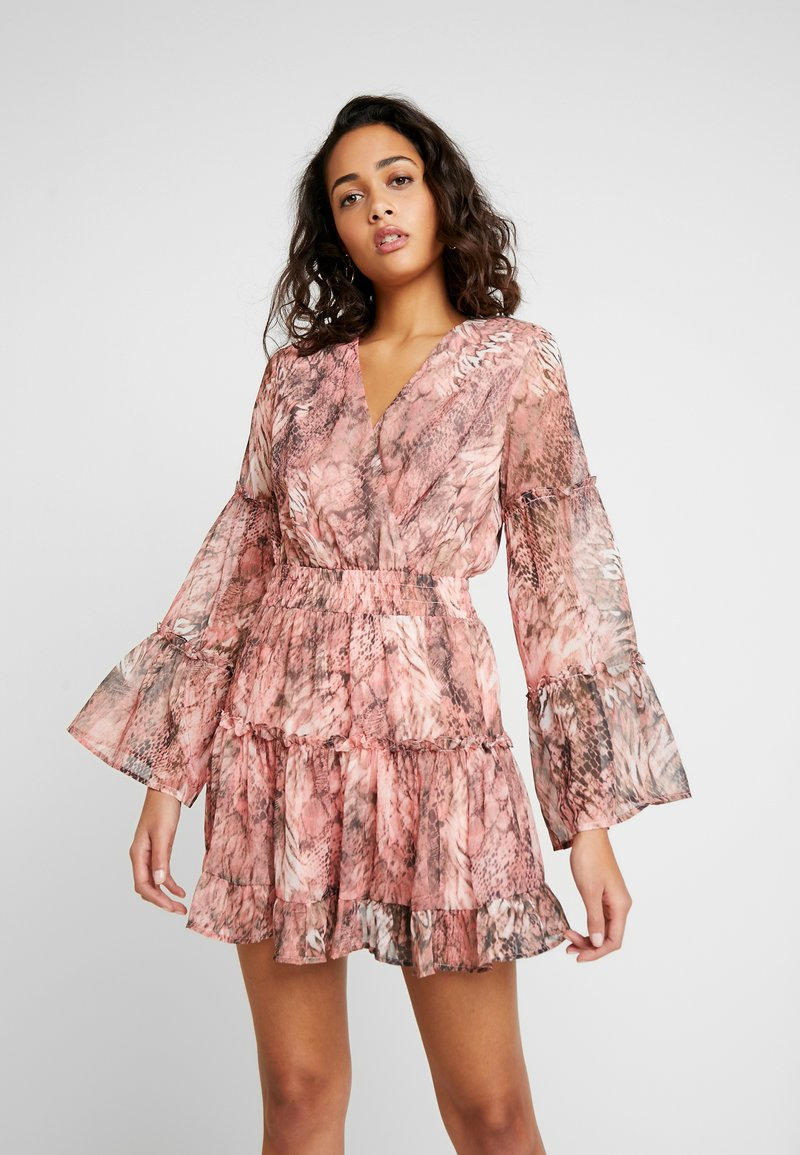 U Collection by Forever Unique - Denní šaty - pink