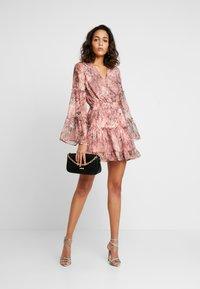 U Collection by Forever Unique - Denní šaty - pink - 2