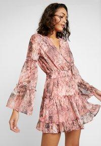 U Collection by Forever Unique - Denní šaty - pink - 4