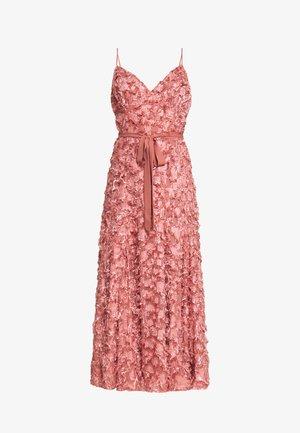 Vestido de fiesta - dusty rose