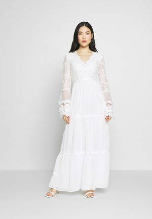 Sukienka koktajlowa - ivory