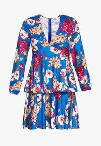 U Collection by Forever Unique - Vestito elegante - blue - 4