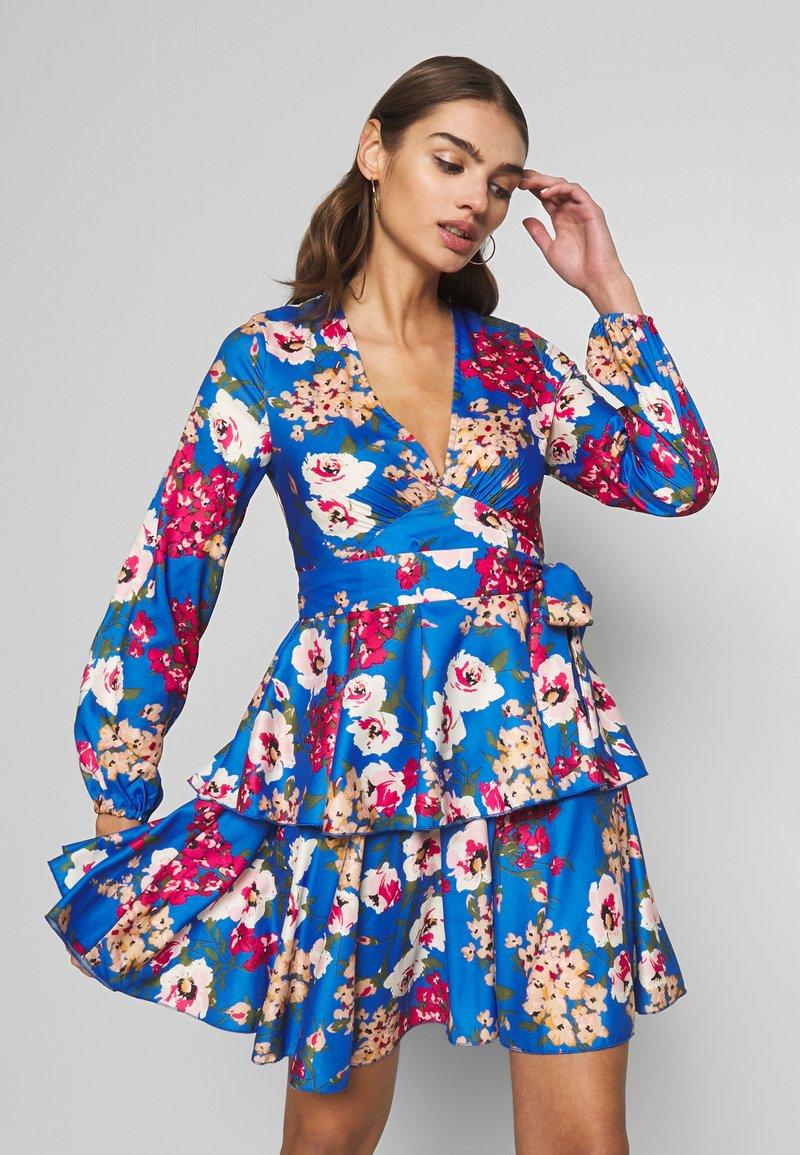U Collection by Forever Unique - Vestito elegante - blue