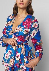 U Collection by Forever Unique - Vestito elegante - blue - 5