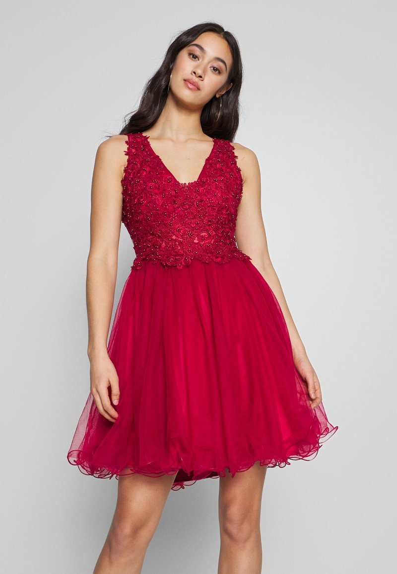 U Collection by Forever Unique - Cocktail dress / Party dress - red
