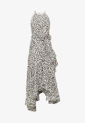 Sukienka letnia - leopard spot
