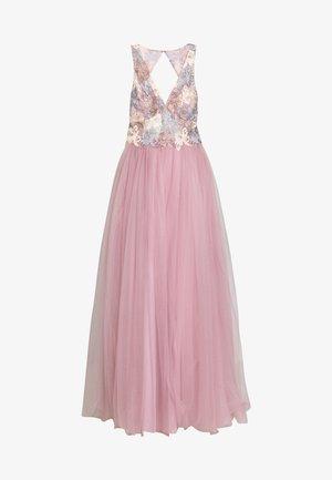 Společenské šaty - pink