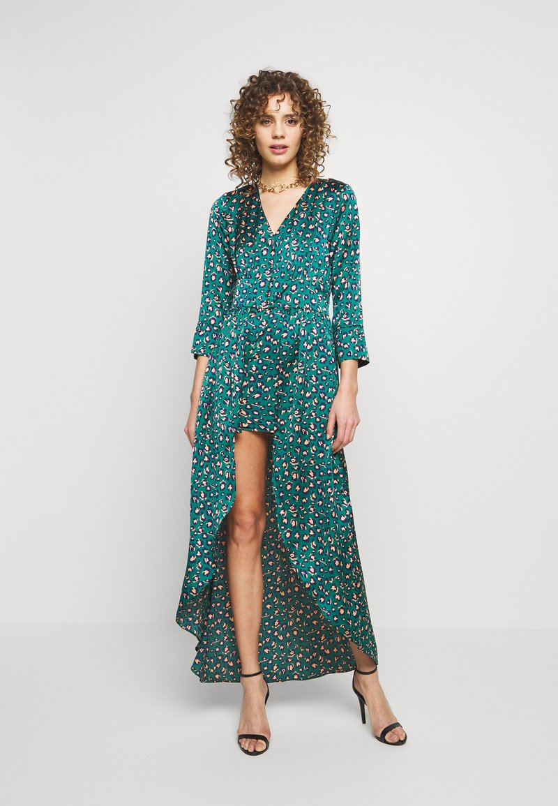 U Collection by Forever Unique - Maxi šaty - green