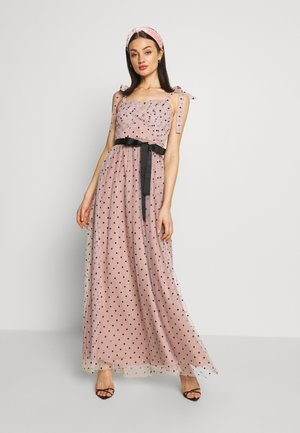 Vestido de fiesta - pink/black