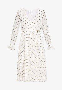 U Collection by Forever Unique - Robe d'été - white/green - 4