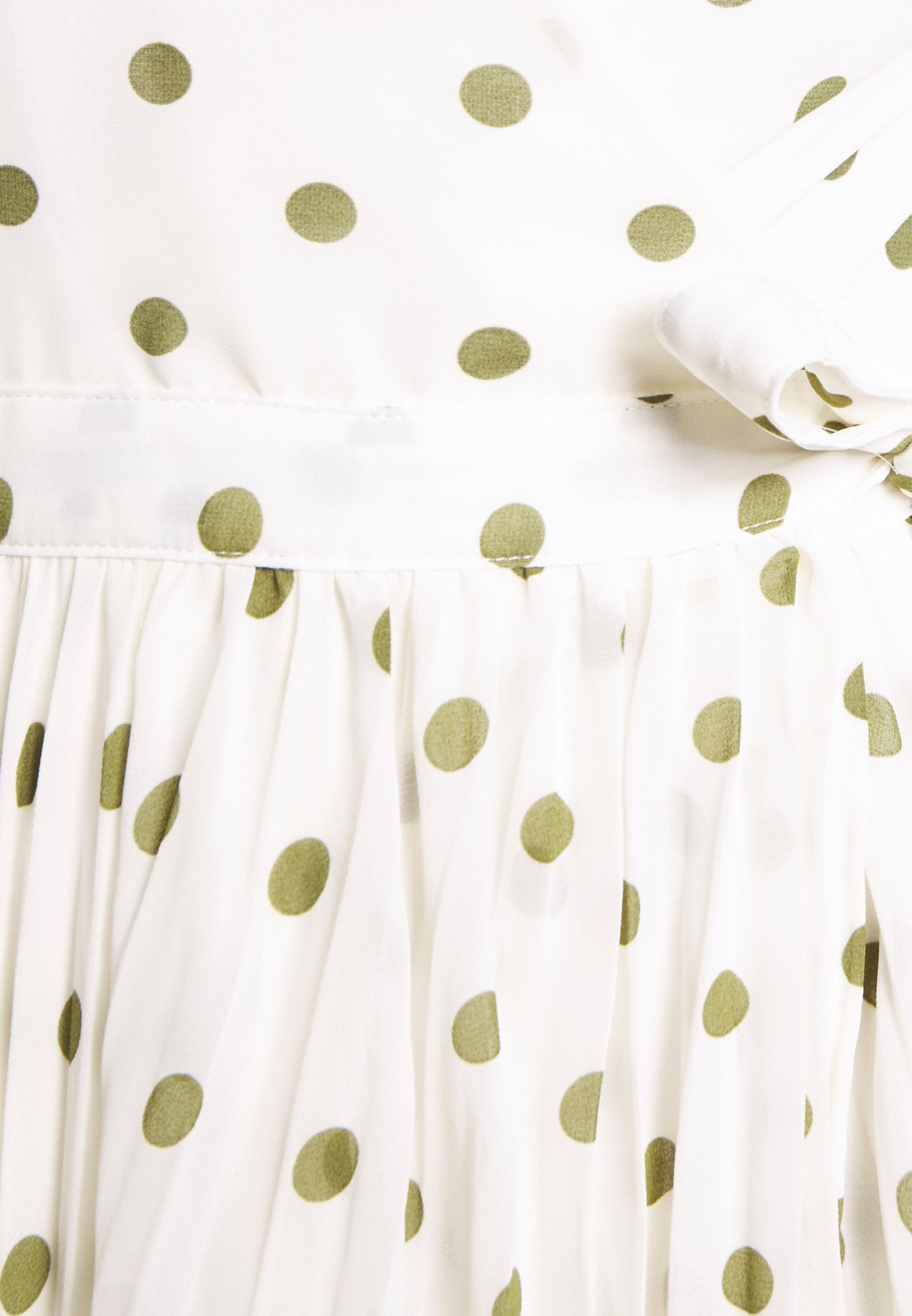 U Collection by Forever Unique Sukienka letnia - white/green