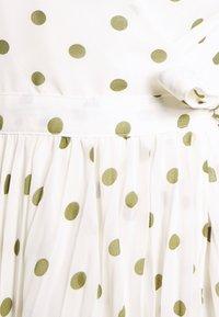 U Collection by Forever Unique - Robe d'été - white/green - 5