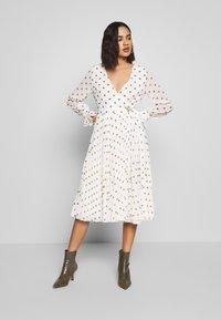 U Collection by Forever Unique - Robe d'été - white/green - 0