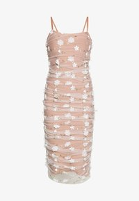 U Collection by Forever Unique - Juhlamekko - nude/ivory - 3