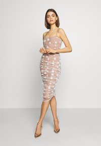 U Collection by Forever Unique - Cocktailklänning - nude/ivory - 1
