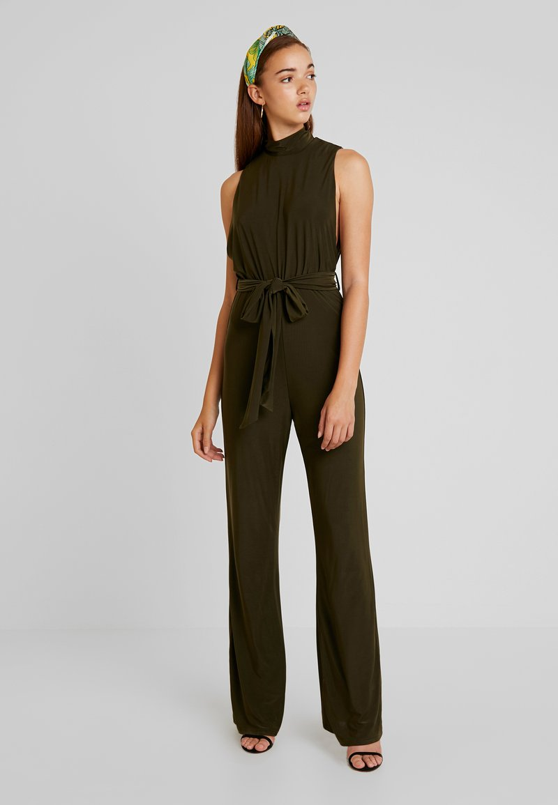 U Collection - Jumpsuit - green