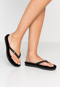 UGG - FLUFFIE II - T-bar sandals - black - 0