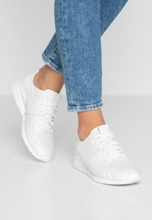 TYE - Baskets basses - white