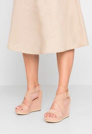 CALLA - High heeled sandals - arroyo