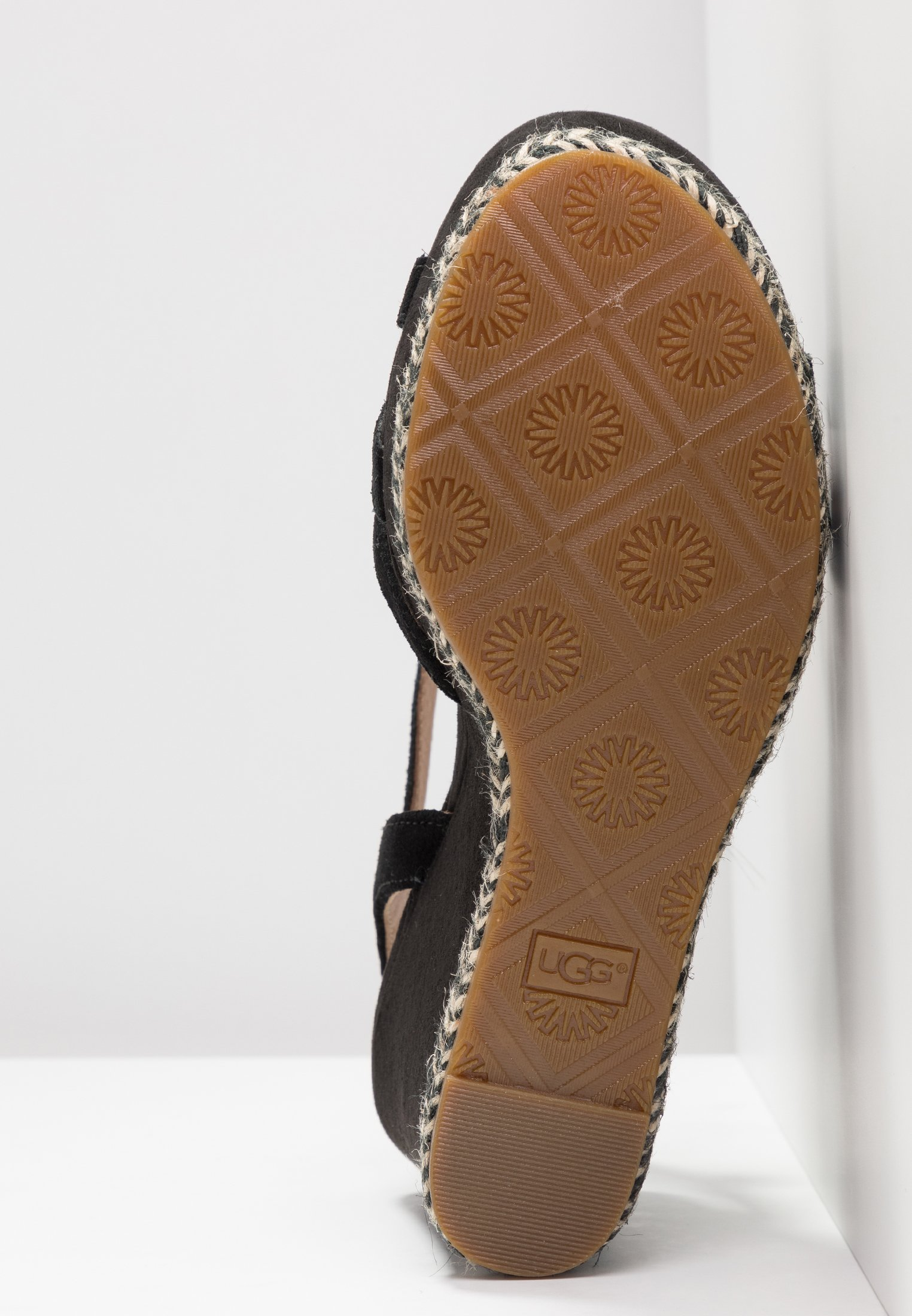 UGG MELISSA - Sandaletter - black