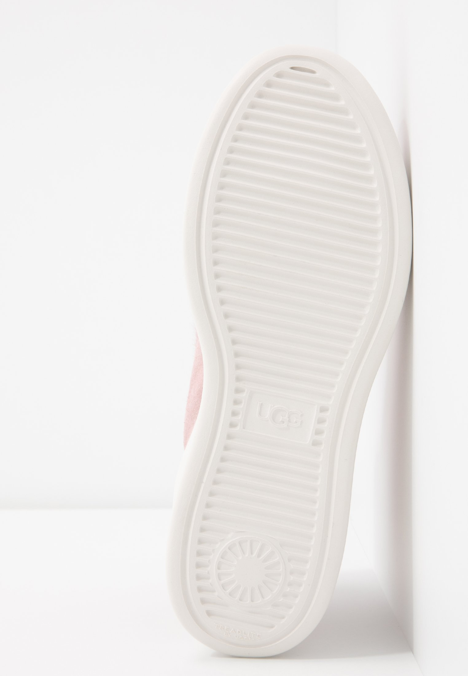 Ugg Griffith - Höga Sneakers Pink Crystal