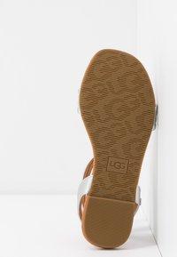 UGG - ETHENA - Sandals - silver - 6