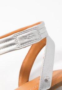 UGG - ETHENA - Sandals - silver - 2