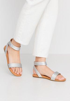 ETHENA - Sandals - silver