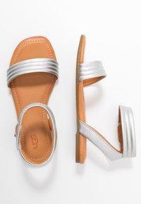 UGG - ETHENA - Sandals - silver - 3