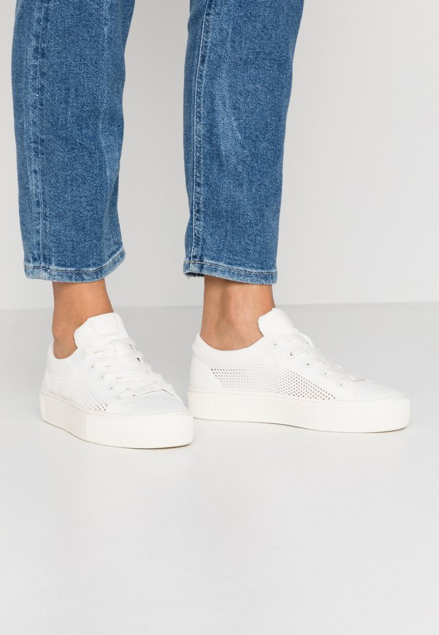 ZILO - Sneakers laag - white