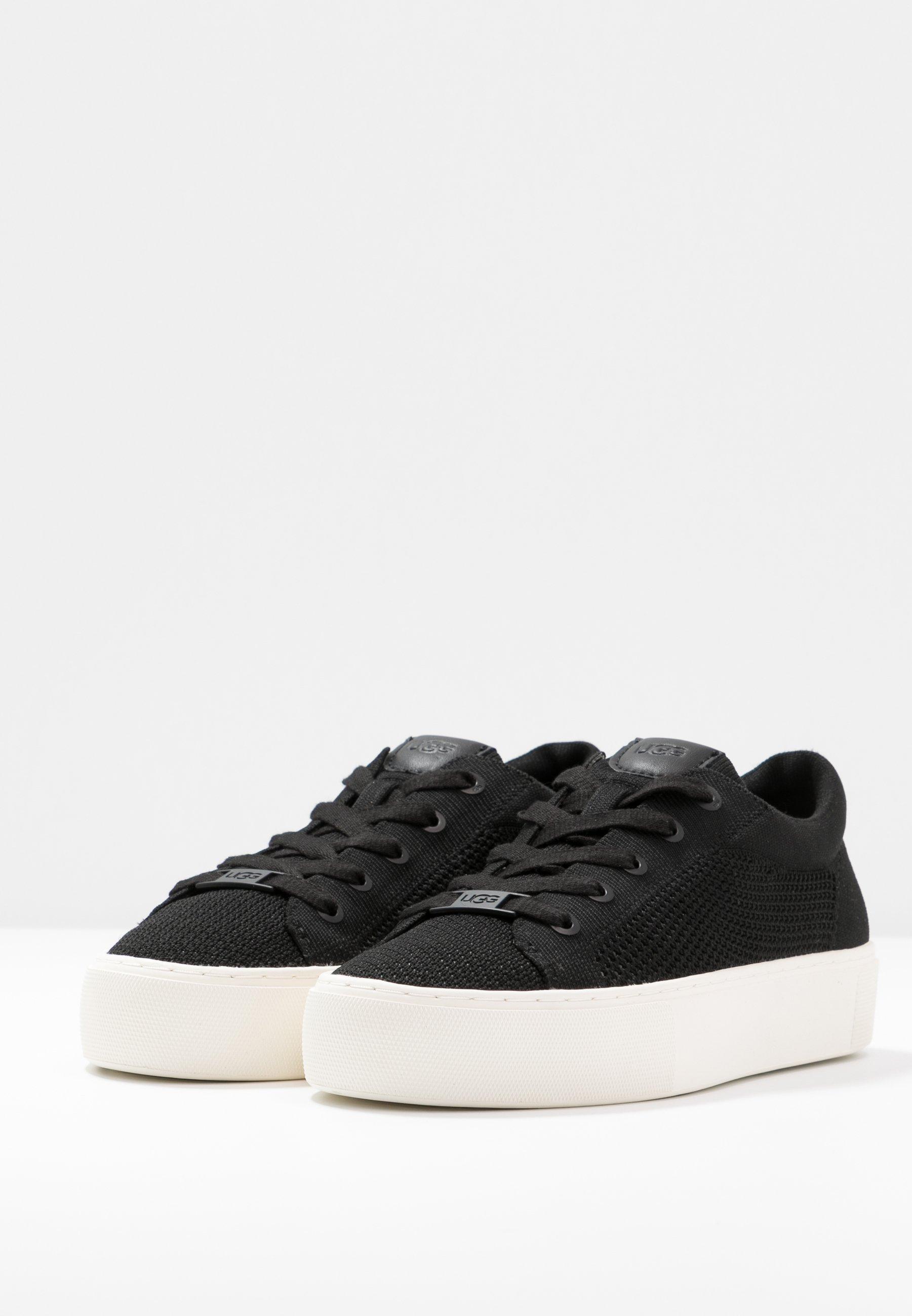 UGG ZILO - Sneakersy niskie - black