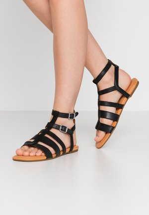 LLAGAS - Sandals - black