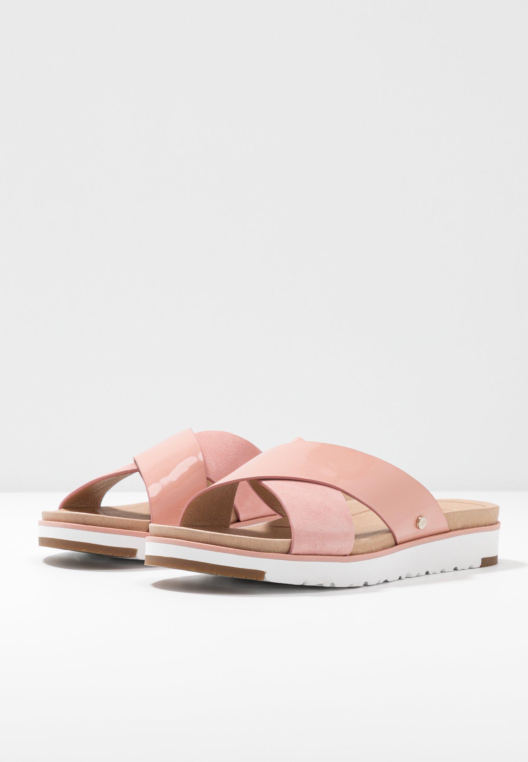 UGG KARI - Klapki - light pink