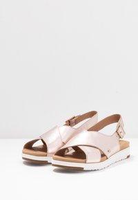 UGG - KAMILE - Sandals - blush metallic - 4