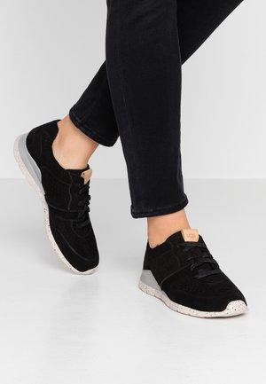 TYE - Sneakers laag - black
