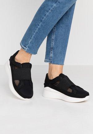 LIBU LITE - Nazouvací boty - black