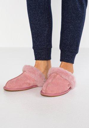 SCUFFETTE II - Slippers - pink dawn