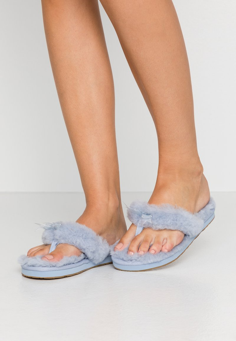 UGG - FLUFF  - Domácí obuv - fresh air