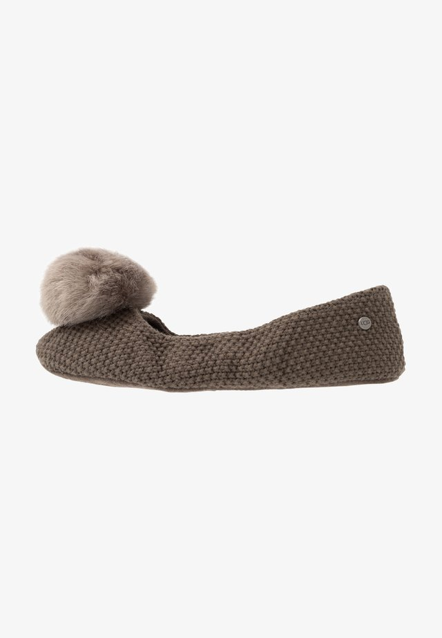 ANDI - Tøfler - mole