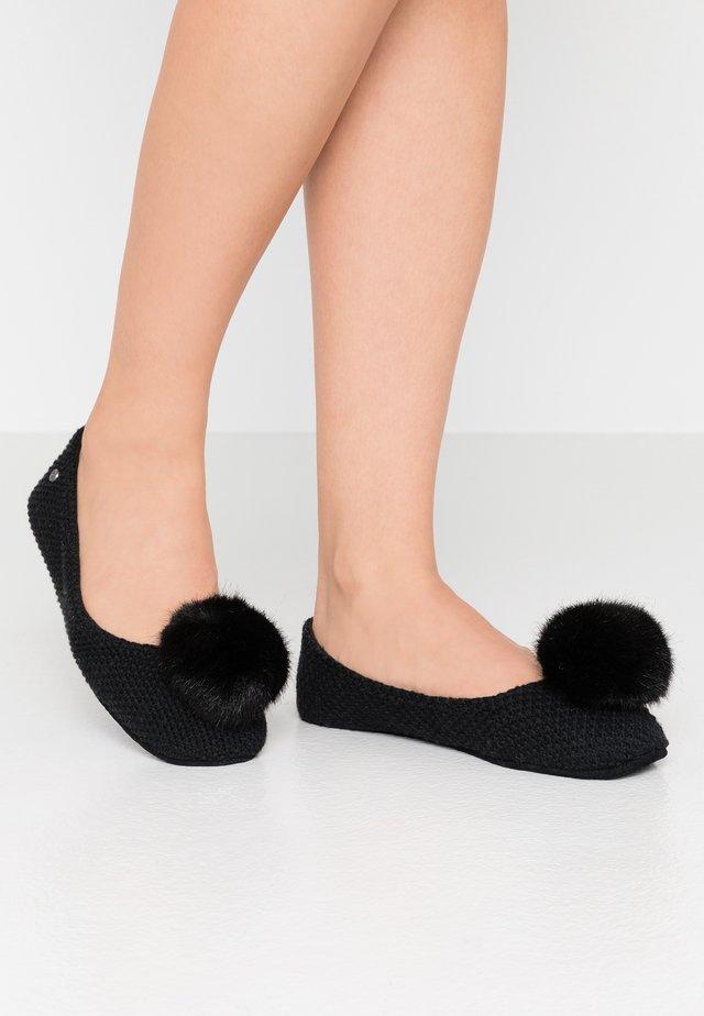 ANDI - Pantoffels - black