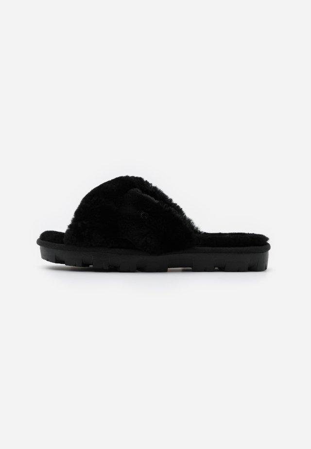FUZZETTE - Slippers - black
