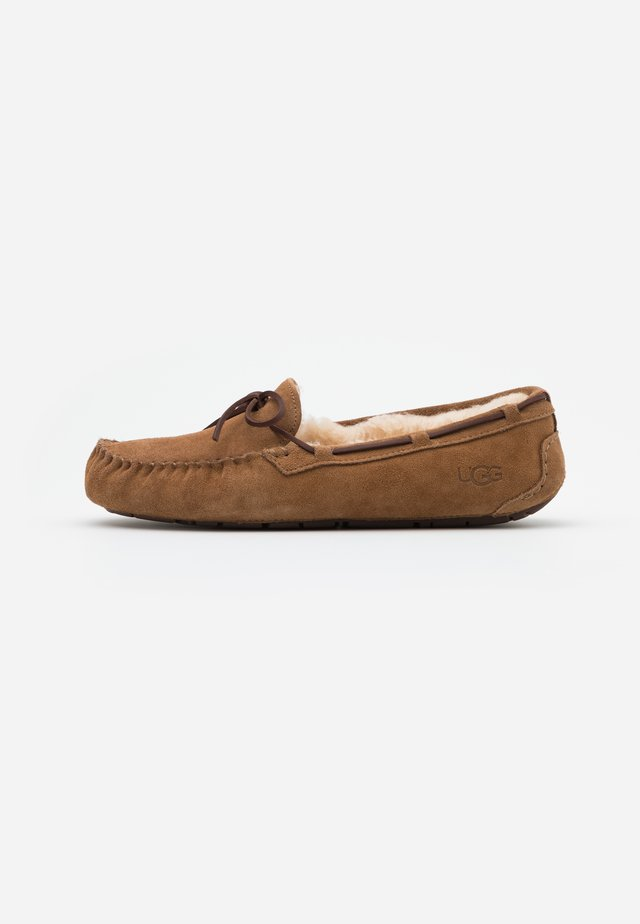 DAKOTA - Slippers - chestnut